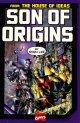 STAN LEE/ Son of Origins of Marvel Comics