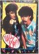 ダリル・ホール & ジョン・オーツ  日本公演パンフレット  1985