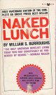 William S. Burroughs(ウィリアム・バロウズ)/ Naked Lunch(裸のランチ)