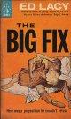 Ed Lacy(エド・レイシイ)/ The Big Fix(リングで殺せ)
