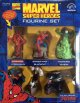 APPLAUSE MARVEL SUPER HEROES - FIGURINE SET (Featuring SPIDER-MAN)