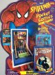 TOYBIZ SPIDER-MAN Pocket Comics: ACTION PLAYSET (BRIDGE)